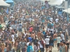 2011 Nike US Open of Surfing crowds