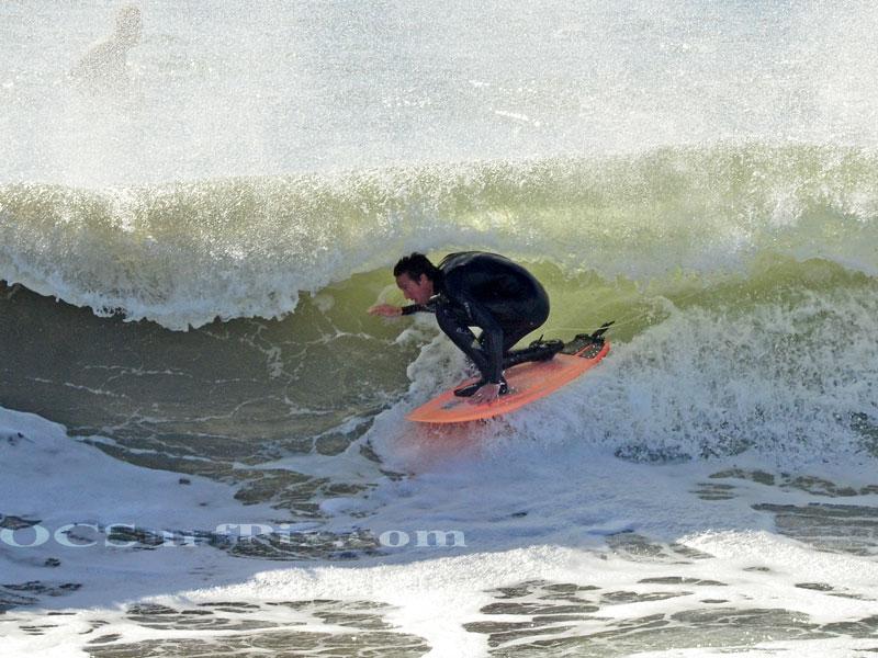 Huntington Beach Surf Report North Side