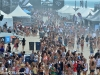 Big crowds at the 2011 US Open of Surfing