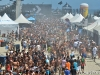 US Open of Surfing crowds