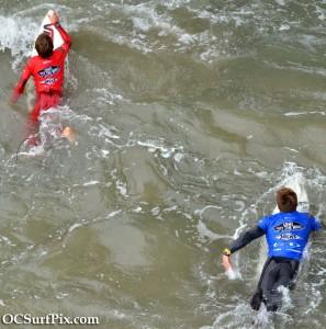 Vans pier classic surfers