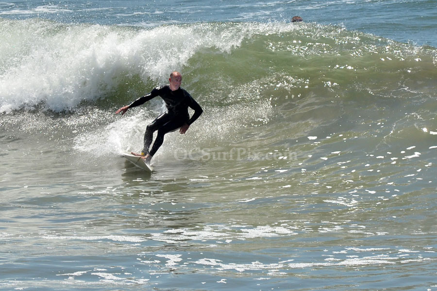 surfer in california