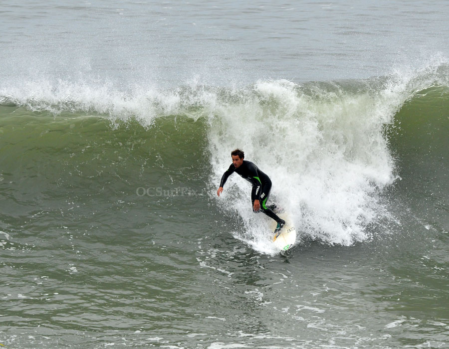 surfer taking a deep breath