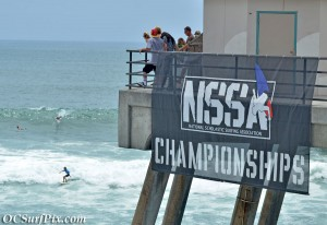 surfing event in Huntington Beach