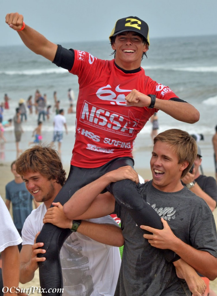 2011 NSSA Open mens winner
