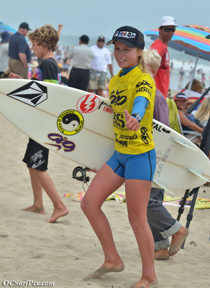 2011 NSSA girls open winner