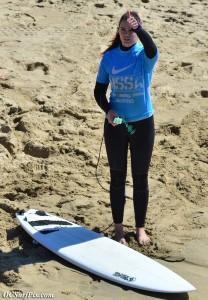 Huntington Beach female Surfer
