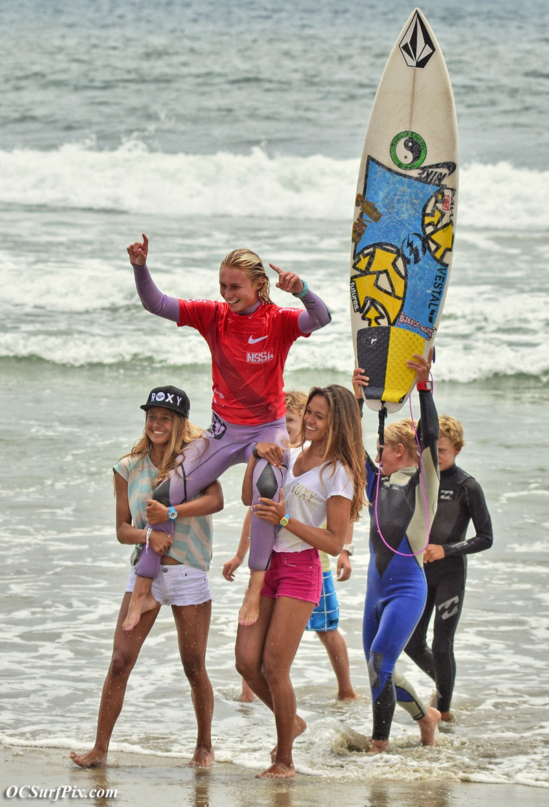 NSSA Open Womens final 2012