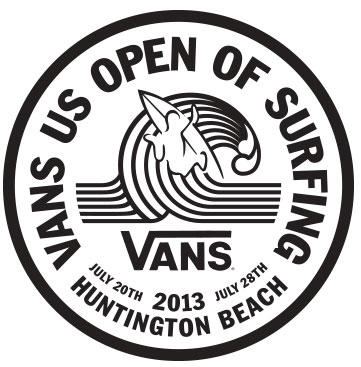 New US Open of Surfing Sponsor logo