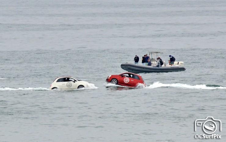 Huntington Beach Fiat boats
