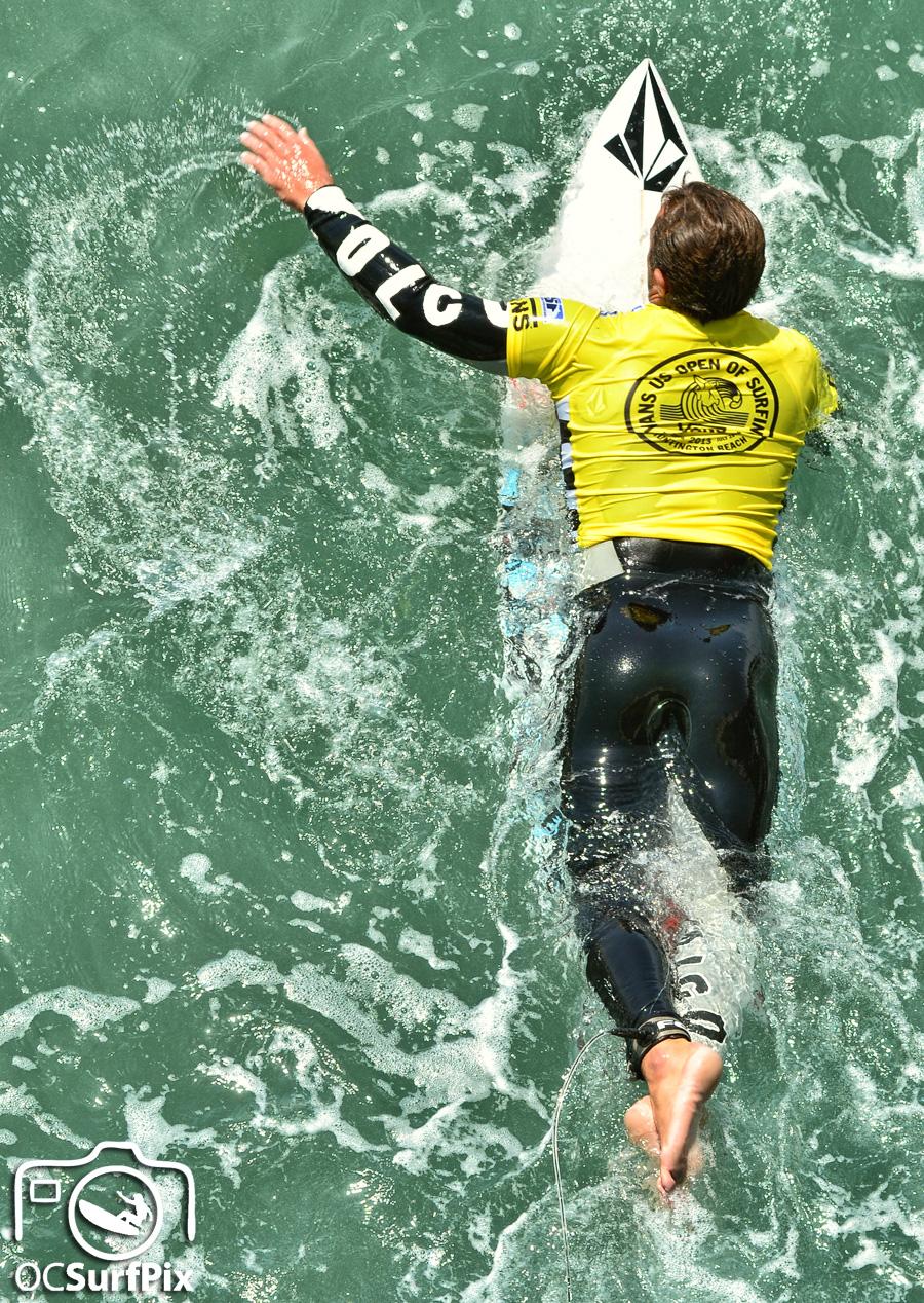 Mens Pro surfer